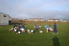 2012 Schools Football Final