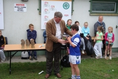 Under 10 Ballyhale Tournament 18th Sept 2010