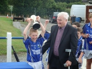 Annual Gerry Holden Memorial under 12 hurling blitz